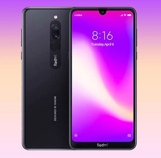 This is how the Redmi 8 Looks Like
