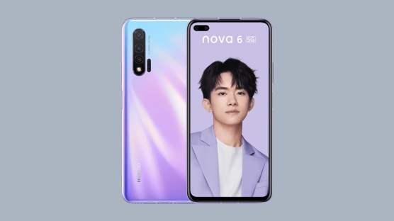 Huawei Nova 6 5G 5