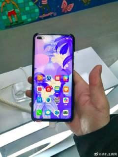 Huawei Nova 6 Hands On Images 1