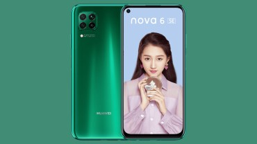 Huawei Nova 6 SE 4