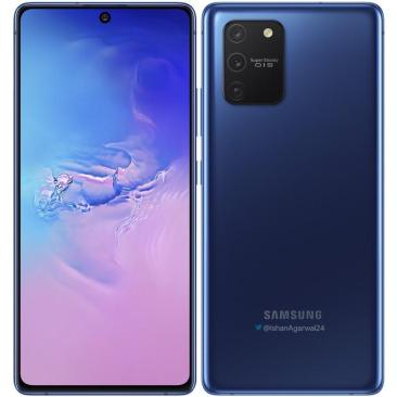 Samsung Galaxy S10 Lite Official Render 2