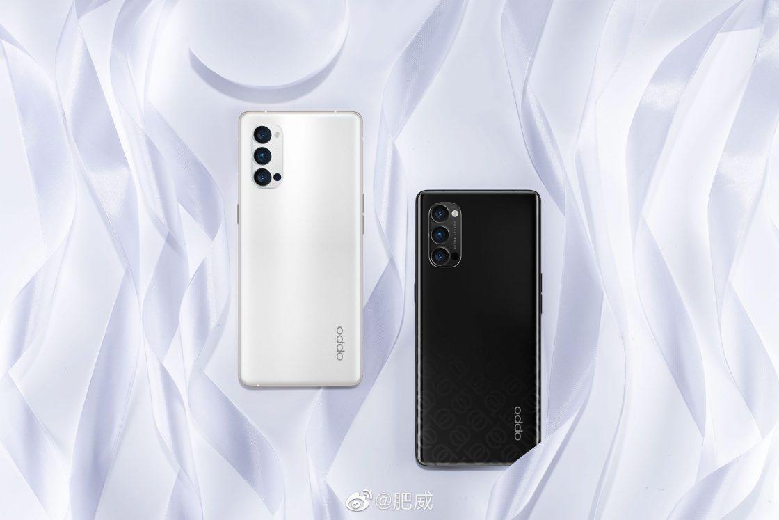 Oppo Reno 4 Pro Black & White