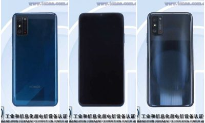 Honor X10 Max on TENAA