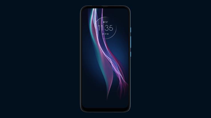 Motorola One Fusion+ Display