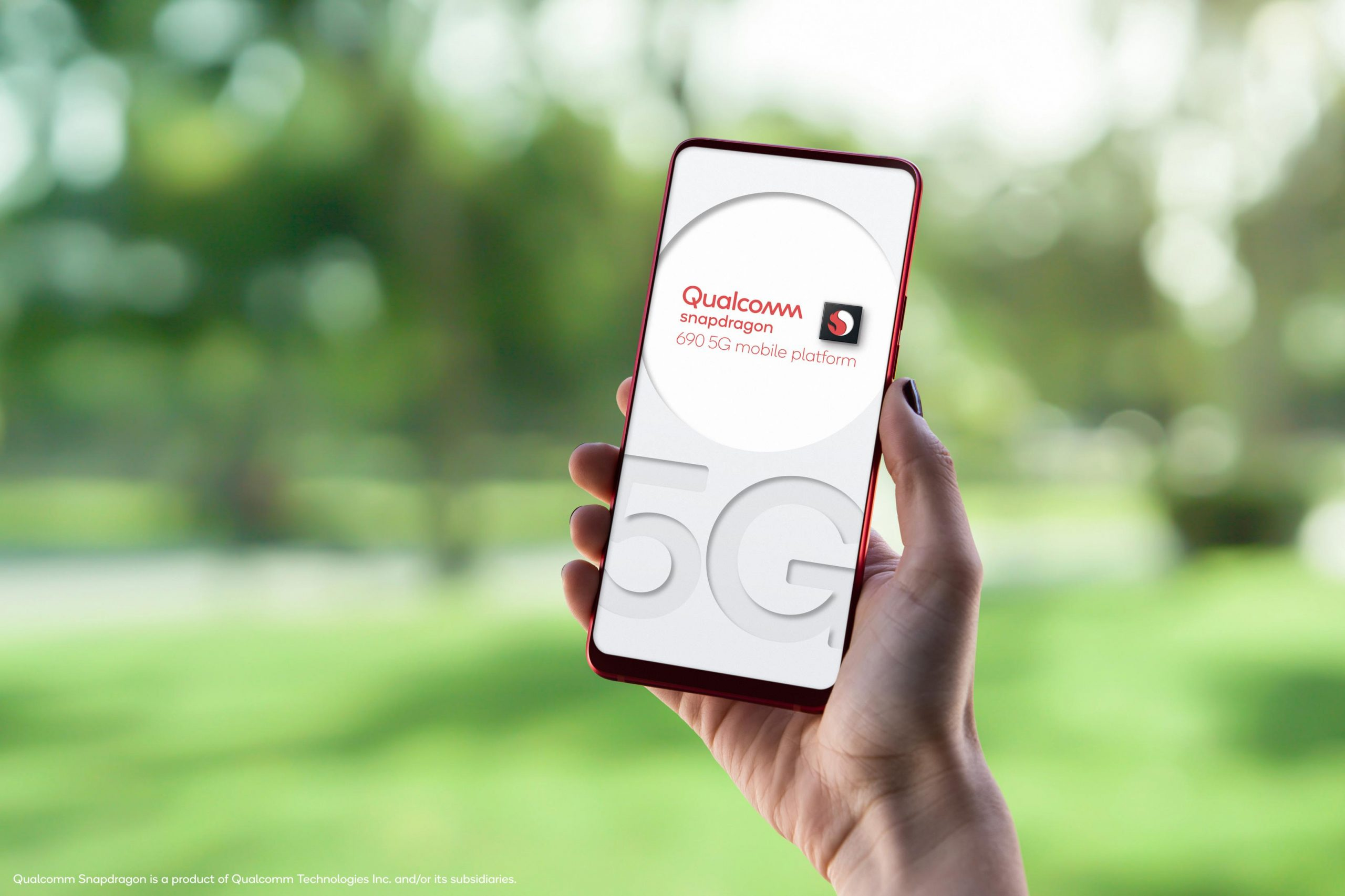 Qualcomm debuts Snapdragon 690 processor with 5G support