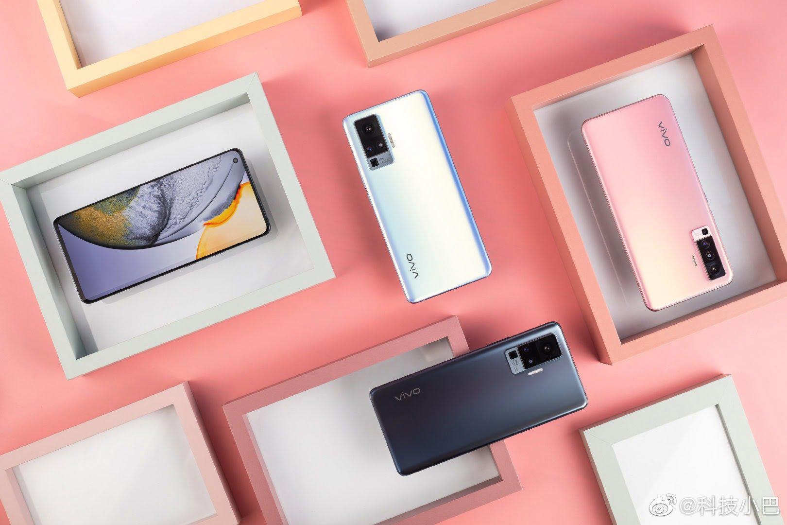Vivo X50 series coming to India, confirms Vivo CEO
