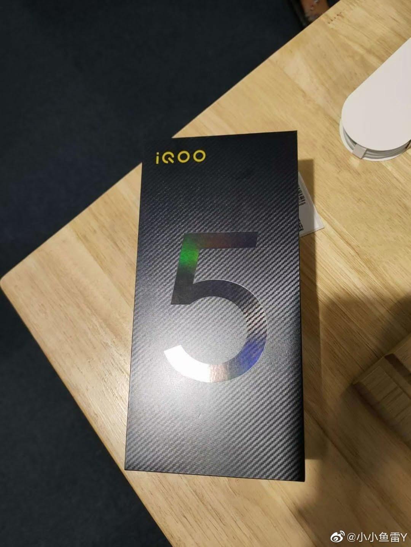 iQOO 5