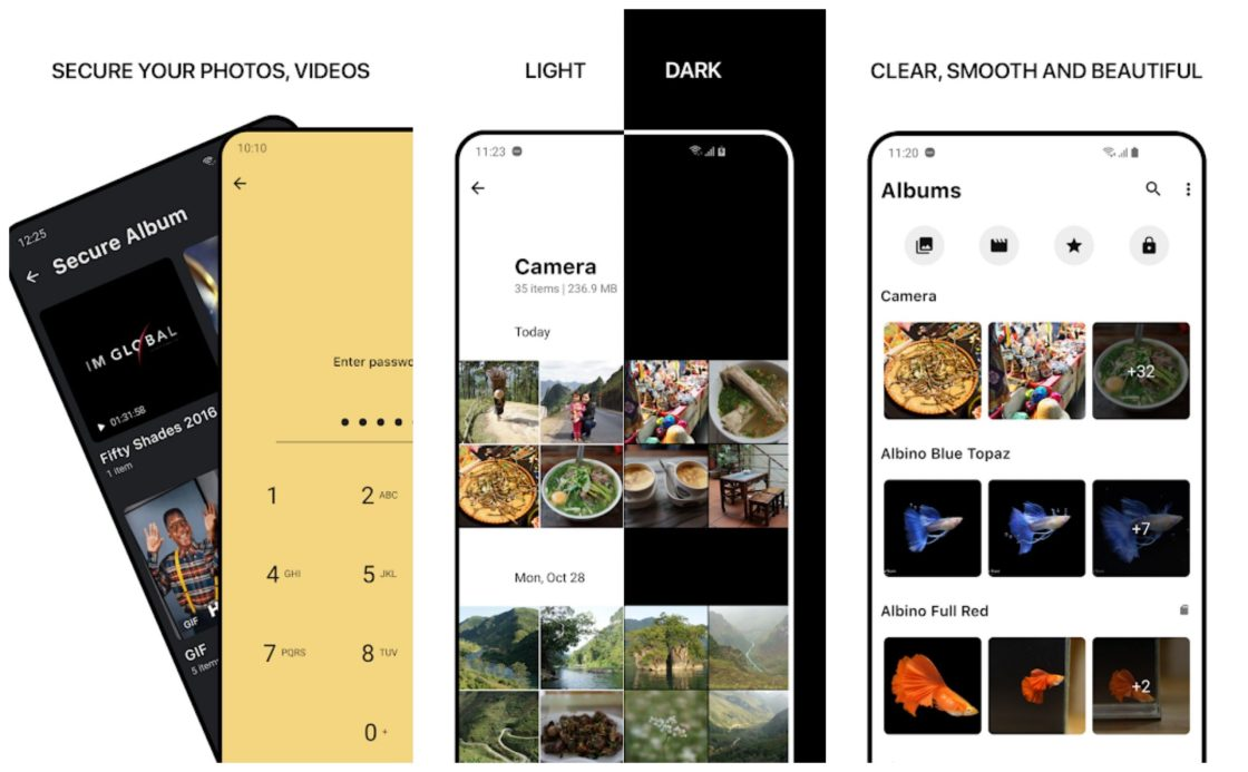 Best Gallery App for Android