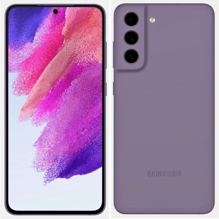 Samsung Galaxy S21 FE 3