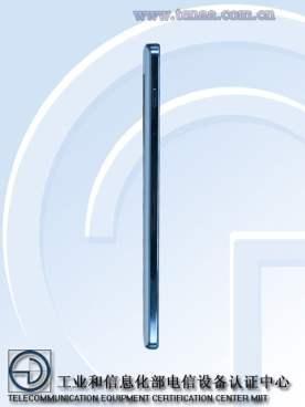 Motorola Edge 20 Pro TENAA 2