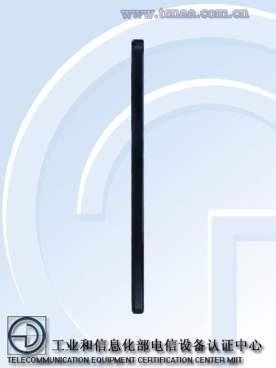 Motorola Edge 20 TENAA 2