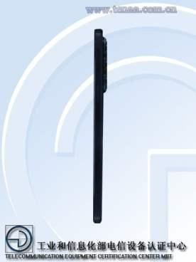 Motorola Edge 20 TENAA 3