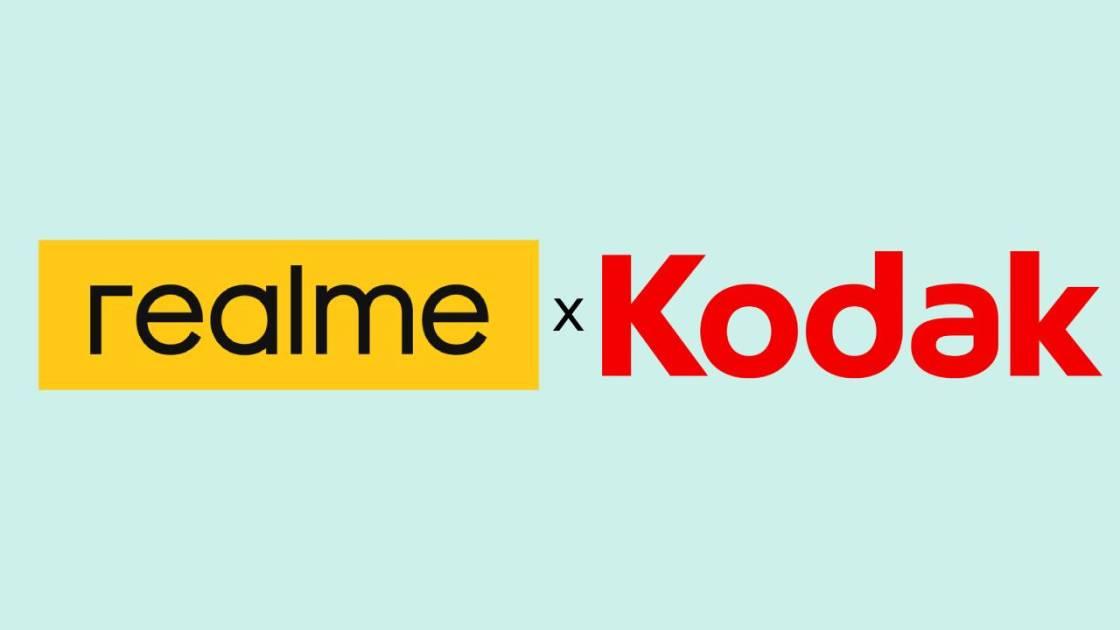 Realme and Kodak
