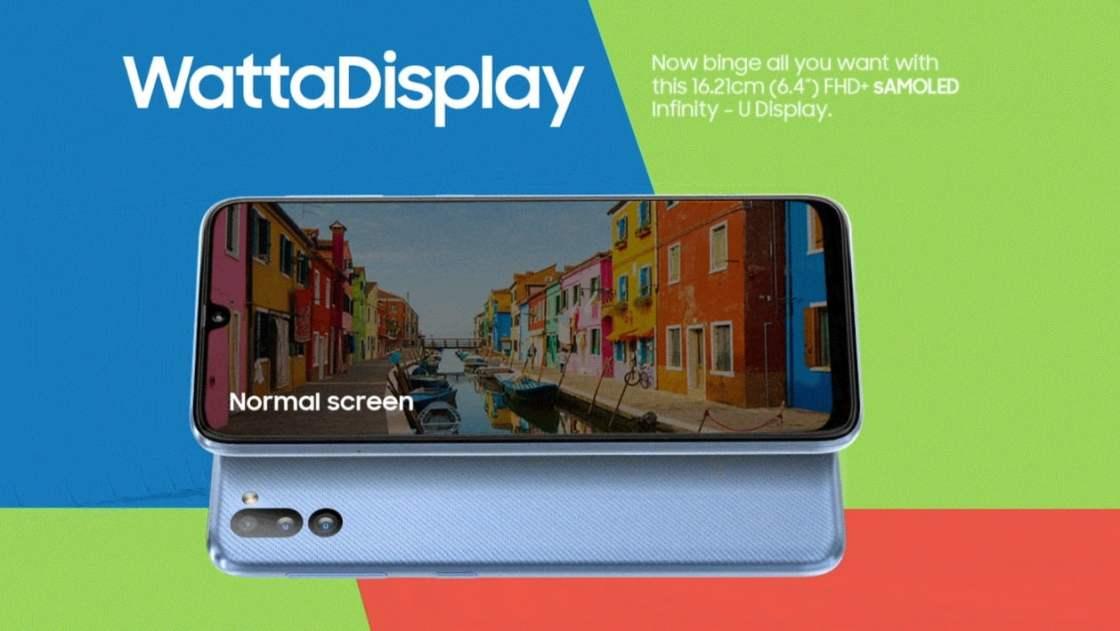 Samsung Galay M21 2021 Edition