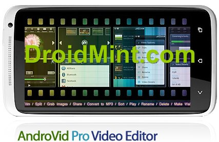 AndroVid Pro 2.3.3(Video Editor) Full (Free Download)