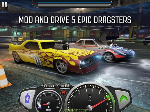 Top Speed-Drag & Fast Racing v1.01 MOD APK+DATA [LATEST] (Free Download)1(DroidMint.com)