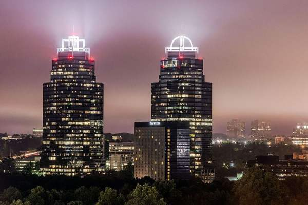 Sandy Springs King and Queen Tower