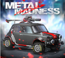 Metal Madness PvP Shooter For PC