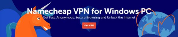 NameCheap VPN for PC