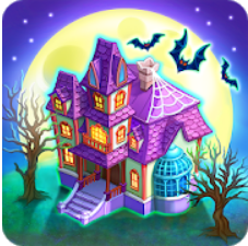 Monster Farm Happy Halloween Game For PC