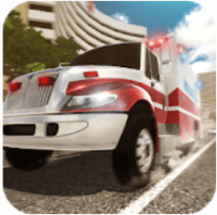 City Ambulance Rescue Rush for PC