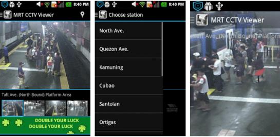 MRT CCTV Viewer PC
