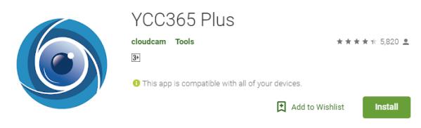 YCC365 Plus PC Download