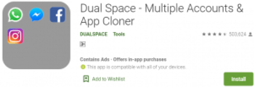 Dual Space For PC Download