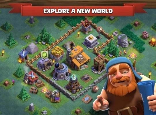mod apk clash of clans update