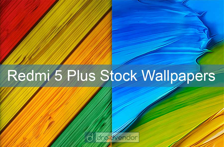 Download All Redmi 5 Plus Stock Hd Wallpapers Droidvendor