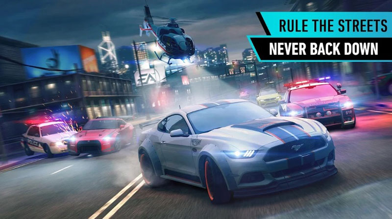 need for speed no limits mod apk unlimited money and gold 2.12.1
