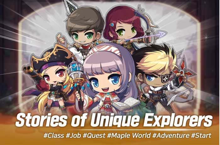 maplestory m download