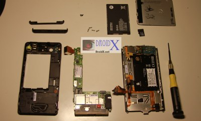Droid X Dissected!