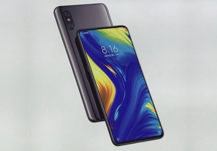 Xiaomi Mi Mix 3 announced with Pop-Up Front Camera, 960fps Slow-mo