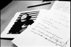 Choix d'une photographie : la place et le sens de l'image dans notre quotidien. Les mots pour le dire. SPR Paris © Virginie de Galzain