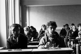 Les tests de lecture de la JDC sont la seule initiative d'ampleur dans un processus de lutte contre l'illettrisme chez les 17-25 ans. © Virginie de Galzain