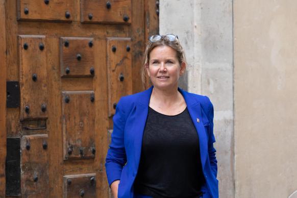 (Entretien) Marta de Cidrac, « L'avenir de la filière nucléaire française appelle à des décisions courageuses »
