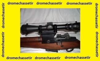 Montage lateral pour Springfield M14 et M-1A