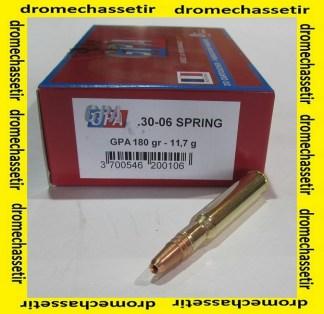 1 boite de 20 cartouches calibre 30-06
