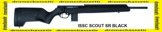 Carabine lineaire ISSC Scout SR Black