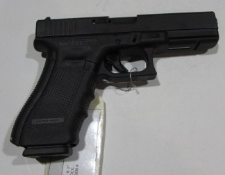 PISTOLET SEMI AUTOMATIQUE Glock 17 gen 4, cal 9x19, super etat