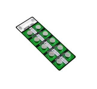 Plaquette de 10 piles AG13