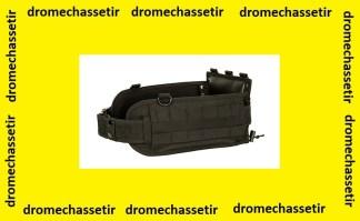 ceinture de combat modulaire noir