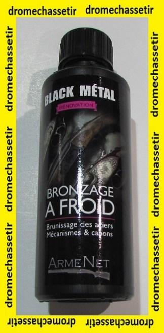 Flacon de Bronzage a Froid de 250ml