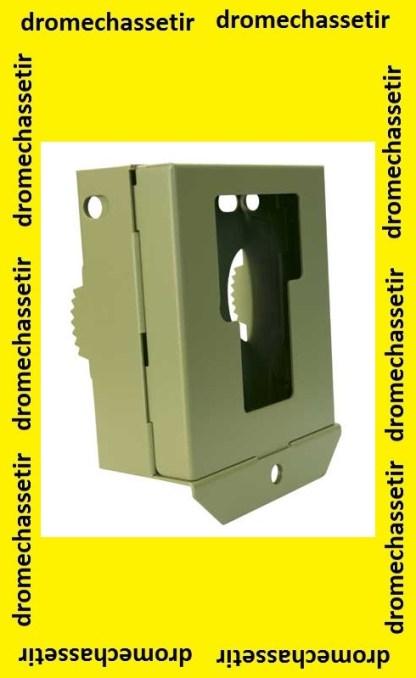 Boitier de sécurité en acier pour camera UOVision