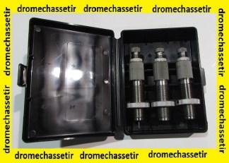 Jeux d'outils CH4D pour le rechargement en calibre 11mm Revolver Reglementaire Allemand