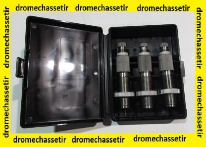 Jeux d'outils CH4D pour le rechargement en calibre 11x52R Beaumont