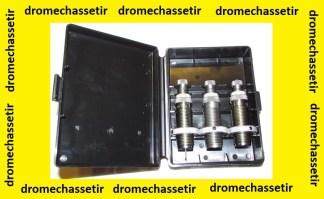 Jeux d'outils CH4D pour le rechargement en calibre 11mm 73 revolver