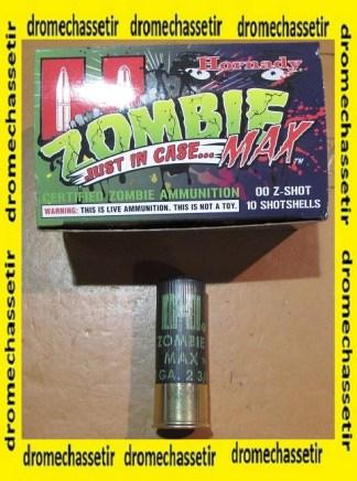 boite de 10 cartouches Hornady Zombie Max