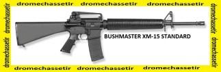 BUSHMASTER XM-15 STANDARD - 20'' MODèLE TARGET